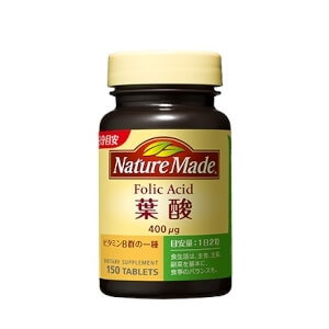 ネイチャーメイド 葉酸(大塚製薬)
